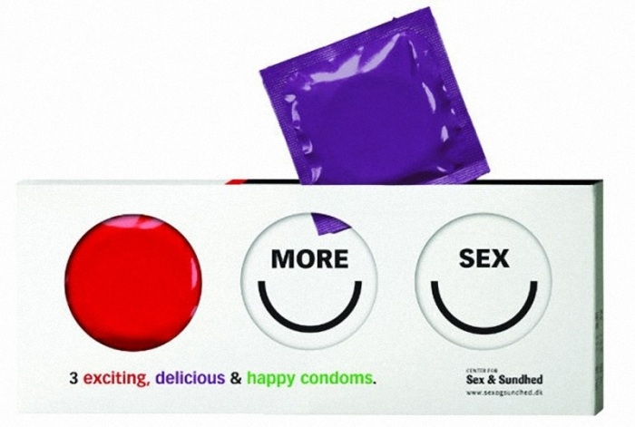 More Sex Condoms.