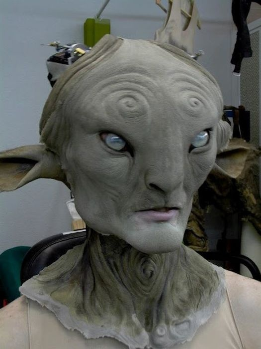 Sdcc 2012 exclusive pans labyrinth pale man statue